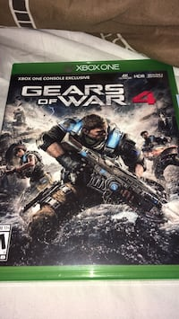 Gears of War 4 Xbox One game case Johnson City, 13790