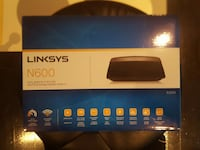 Linksys Router Brand New Ajax, L1T 0H5