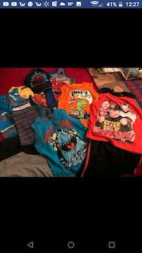 Boys clothes - Size 4 Wilmer, 36587