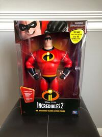 Mr Incredible talking action figure Harpers Ferry, 25425