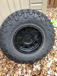 Jeep spare tire. Woodbridge, 22193
