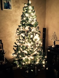 Christmas tree. No lights  Fort Saskatchewan, T8L 0E6