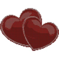 red and white heart shape decor Payson, 85541