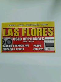 Appliances sales and services