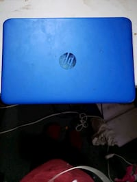 blue and black HP laptop St. Helens, 97051