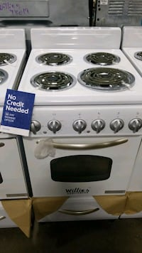 New Willie's electric Stove 20inches.