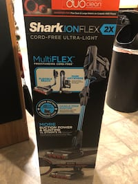 Shark ion flex 2x Brand new in the box with the tags still on it Palmdale, 93550