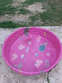 Pink Swimming Pool