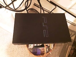 ps 2 console with controller games sold separately