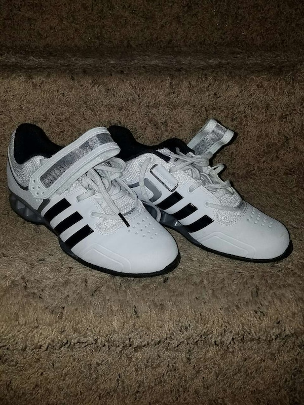 44398311ebea Used Adidas Adipower weightlifting shoes for sale in Beaverton - letgo