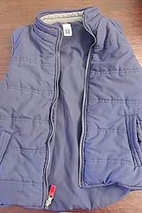Boys Navy Blue Vest, Size 7 from Carters Woburn, 01801
