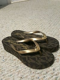 Michael Kors, Never before worn flip flops