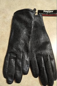 Women's Genuine Leather Gloves Newmarket
