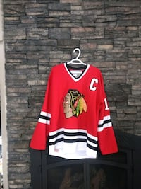 CCM Vintage Collection Jonathan Toews Jersey.  Winnipeg