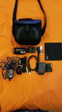Sony digital camcorder  Maple Ridge, V2X 1R6