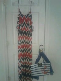 3-Piece Red white n Blue Outfit. BRAND NEW! Millsboro, 19966