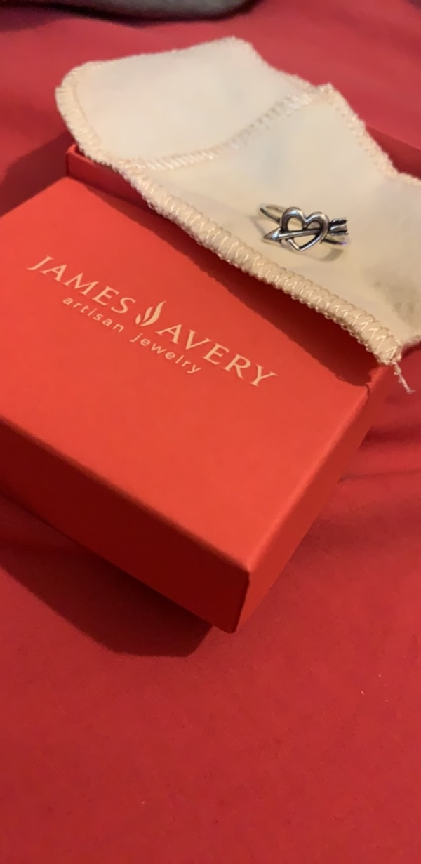 0311c89a390c05 Used james avery rings for sale in College Station - letgo