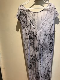 women's white and black floral sleeveless dress Mission, 78574