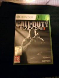 Custodia di gioco Call of Duty Black Ops 2 per PS3