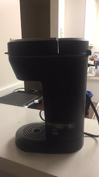 Almost new coffee maker! Herndon, 20170