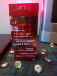 L'oreal Revitalift 2 in 1 Lazer Anti Aging cream Maple Ridge, V2X 7L8