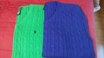 2 Ralph Lauren Sweater vests