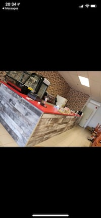 Cafe Counters for Sale Montreal, H8Z 1W7