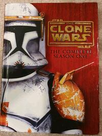 Star Wars: The Clone Wars - Season 1 Calgary, T2Z 4W5