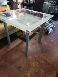 glass high table New Orleans, 70117