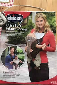 Chicco ultra Soft 2 way infant carrier