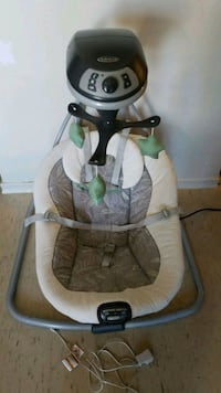 Graco baby swing Perfect Condition !! Toronto, M1K 4H7