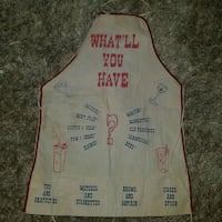 Beautiful vintage apron Virginia Beach, 23455