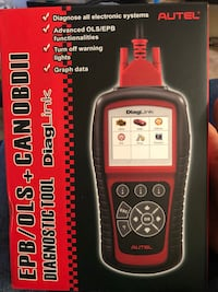 OBD2 Car scanner Autel MD802 Burnaby
