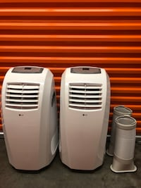 LG Portable AC - used for one summer!