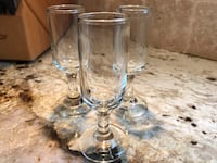 Set of 36 Cordial Liqueur Glasses - Great Condition 26 km