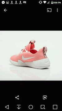 Brand new womens nikes size 8.5 Surrey