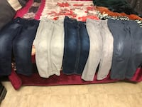 Boys jeans size 12 one in size 8 Edmonton, T5A