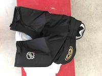 Easton pro nhl hockey pants large, Easton pro stock s-19 helmet w/ Bauer pro visor, assorted dicast cars 1/18 scale starting 15.00$ and set of golf clubs minus a driver for 200.00$ for the set with golf bag  Oakville, L6L 2J1