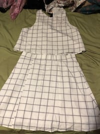 Women's skirt and blouse set Silver Spring, 20904