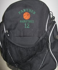 Basketball Backpack 1074 mi