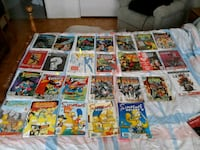 Comic book collection Kitchener, N2H 4H1