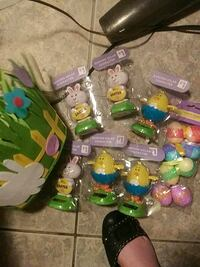 Easter items 6 solar dancing characters Temple Hills, 20748