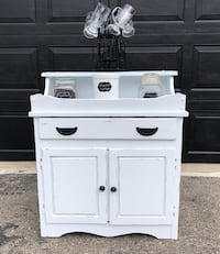 Refinished Antique Dry Sink