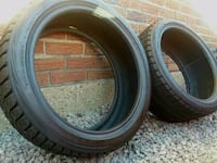 4 BMW Bridgestone Tires (Like New)
