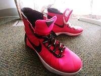 Unisex Hot'Pink Nike high-tops Victoria, V8T