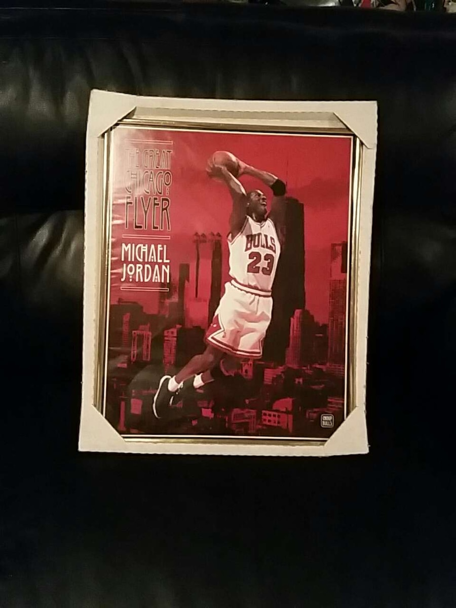 Photo Michael jordan basketball photo frame