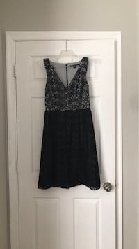NWOT FCUK Black Flared Party Dress Clarksburg, 20871