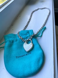 Tiffany and Co. necklace  Yorktown, 23692