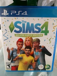 Sony PS4 Deluxe Party Edition Sims 4 Osprey, 34229