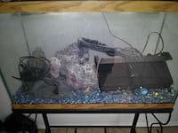 Fish tank has everything you need to set up Longmont, 80504